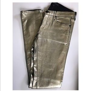Juicy Couture Jeans - Juicy Couture Gold Skinny Jeans